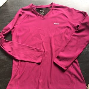 Reebok athletic play dry LS Top Size L